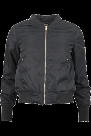 Jen Bomber Jacket Black - Overdele