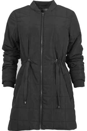 Ofelia Roberta coat Black