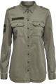 JDY Four Army Shirt