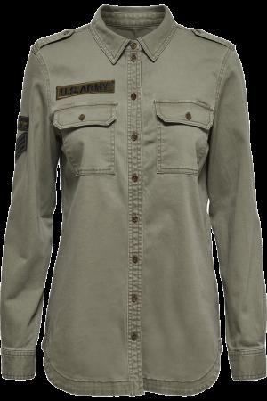 JDY Four Army Shirt