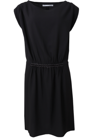 Ofelia Eliza Dress Black
