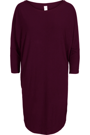 Liberté Alma Dress Burgundy