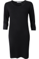 Ofelia Fri Dress Black