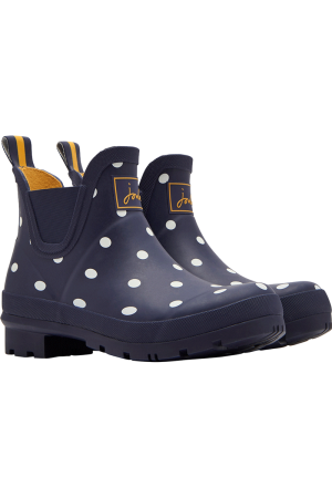 Tom Joules Wellibob Navy-Spot