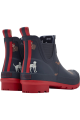 Tom Joules Wellibob Navy-Dogs