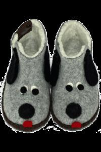 Uldstøvle Børn Hund