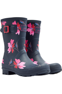Tom Joules Welly Flower