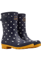 Tom Joules Welly Navy-Spot