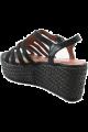 Zigga Sandal Sort